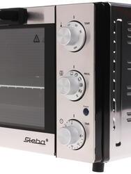 Электропечь Steba КВ23 серый