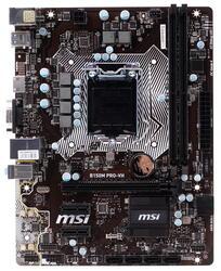 Материнская плата MSI B150M PRO-VH