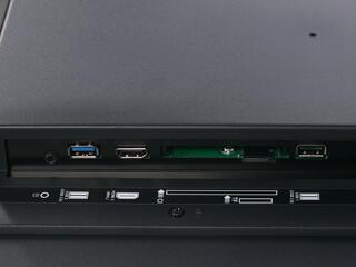 "40"" (101 см)  LED-телевизор DEXP F40B8300K черный"