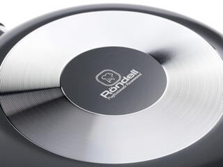 Сковорода Rondell RDA-074 серый