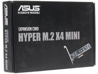 Контроллер Asus HYPER M.2 X4 MINI