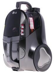 Пылесос LG VK75W01H черный