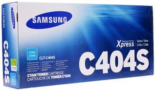 Картридж лазерный Samsung CLT-C404S