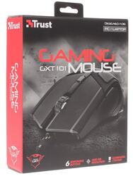 Мышь проводная Trust GXT101