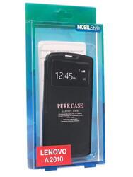 Чехол-книжка  Remax для смартфона Lenovo A2000/2010