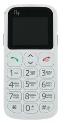 Сотовый телефон Fly Ezzy 7 белый