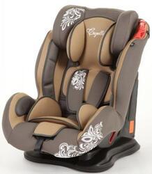 Детское автокресло CAPELLA S12310L F2-095 LUXE серый