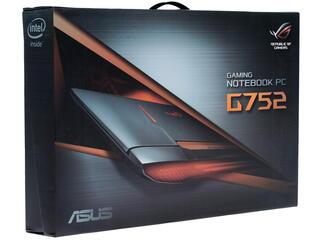 """17.3"""" Ноутбук ASUS ROG G752VT серый"""