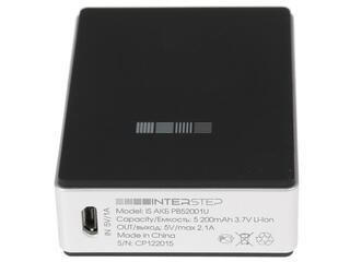 Портативный аккумулятор InterStep PB52001UB черный