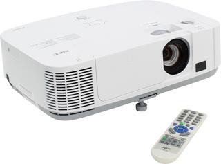 Проектор Nec P451W белый