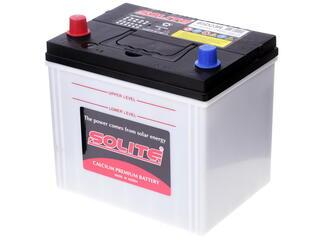 Автомобильный аккумулятор SOLITE 85D23R
