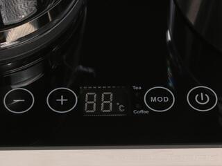 Электрочайник Profi Cook PC-TKS 1056 черный