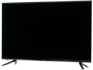"""43"""" (109 см)  LED-телевизор BBK 43LEM-1015 черный"""