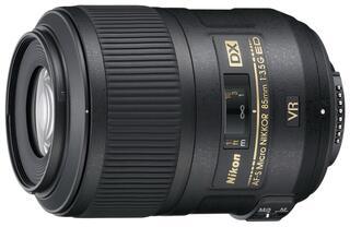Объектив Nikon AF-S DX 85mm F3.5 G ED VR Micro-Nikkor