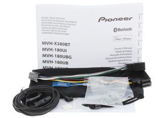 Автопроигрыватель Pioneer MVH-X380BT