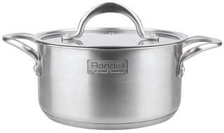 Кастрюля Rondell RDS-730 Destiny серебристый