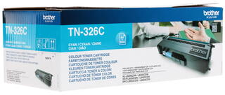 Картридж лазерный Brother TN-326C