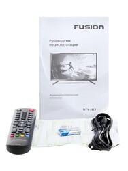 """28"""" (71 см)  LED-телевизор Fusion FLTV-28C11 черный"""