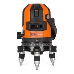 Лазерный нивелир RGK UL-11 A MAX