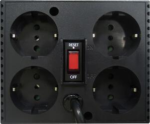 Стабилизатор напряжения Powercom TCA-2000 BL