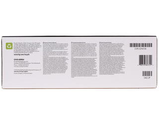 Картридж лазерный HP 410X (CF411X)