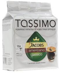 Кофе в капсулах Tassimo Jacobs Американо