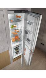 Холодильник с морозильником Gorenje NRK612ST серебристый