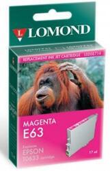 Картридж струйный Lomond E63 M