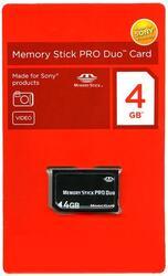 Карта памяти SanDisk PRO Duo MSMT4GN MS Pro Duo 4 Гб