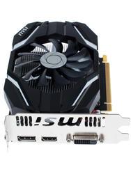 Видеокарта MSI GeForce GTX 1050 Ti OC [GTX 1050 Ti 4G OC]
