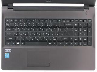 """15.6"""" Ноутбук DEXP Aquilon O156 серый"""
