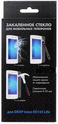 """4.5"""" Защитное стекло для смартфона DEXP Ixion ES145 Life"""