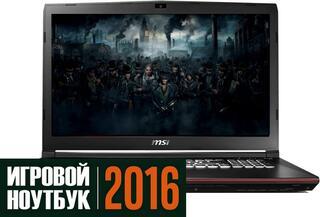 """17.3"""" Ноутбук MSI GP72 Leopard Pro 6QF-274RU черный"""