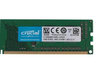 Оперативная память Crucial [CT8G3ERSLD4160B] 2 Гб