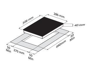 Электрическая варочная поверхность Zigmund & Shtain CNS 302.30 WX