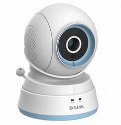 Видеоняня D-Link DCS-850L белый