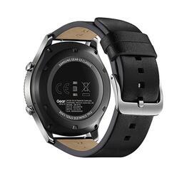 Смарт-часы Samsung Gear S3 Classic серебристый
