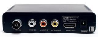 Приставка для цифрового ТВ DENN DDT101