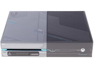 Игровая приставка Microsoft Xbox One Limited Edition Halo 5: Guardians Bundle + Halo 5