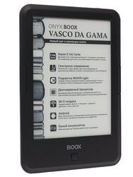 6'' Электронная книга ONYX Boox Vasco Da Gama черный