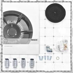 Газовая варочная поверхность Bosch  PCP615B90B