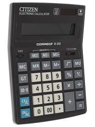 Калькулятор бухгалтерский Citizen Correct D-312