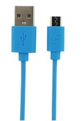 Кабель Energizer Classic micro USB - USB синий