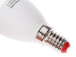 Лампа светодиодная Supra SL-LED-ECO-CN-5W/4000/E14