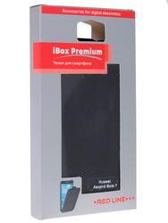 Чехол-книжка  iBox для смартфона Huawei Ascend Mate 7