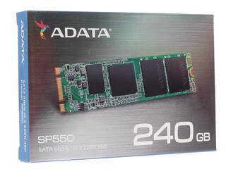 240 ГБ SSD M.2 накопитель AData Premier SP550 [ASP550NS38-240GM-C]