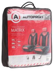Чехлы на сиденья AUTOPROFI MATRIX TRS/MTX-001G