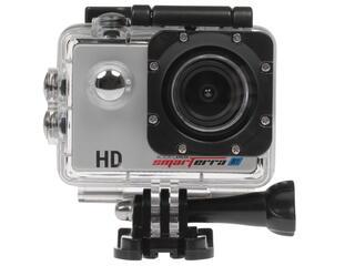 Экшн видеокамера Smarterra B1 серебристый