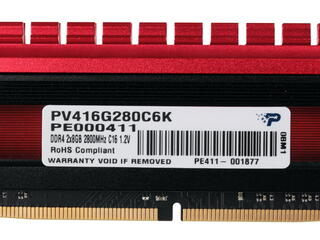 Оперативная память Patriot Viper 4 [PV416G280C6K] 16 ГБ