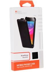 Чехол-книжка  Interstep для смартфона RoverPhone Evo 6.0